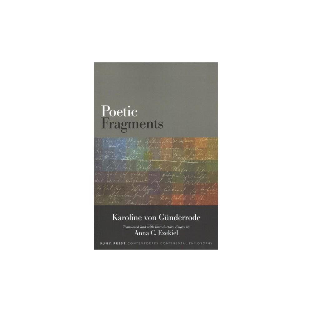 Poetic Fragments (Reprint) (Paperback) (Karoline Von Gu00fcnderrode)