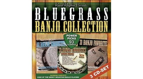Raymond Fairchild - Bluegrass Banjo Collection (CD) - image 1 of 1