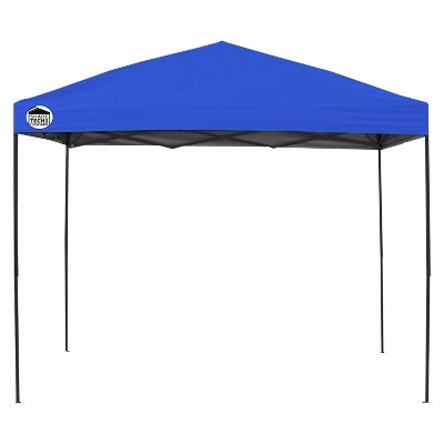 Shade TechII by Quik Shade 100 Straight Leg Canopy - Blue/Black