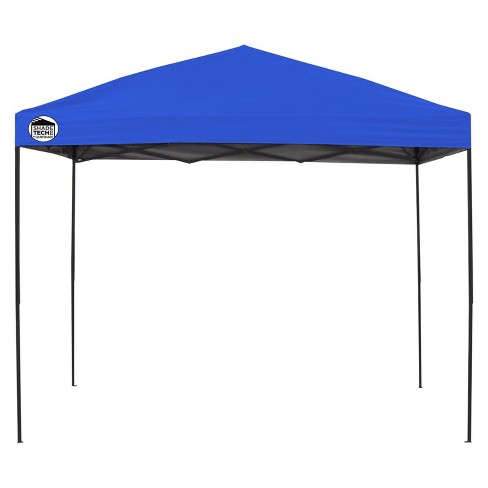 Shade TechII by Quik Shade 100 Straight Leg Canopy - Blue/Black - image 1 of 4