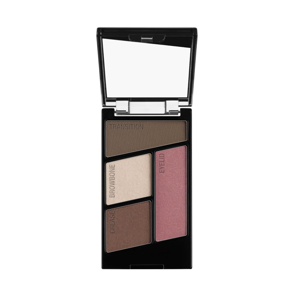 Wet n Wild Color Icon Eyeshadow Quad Sweet As Candy - 0.12oz