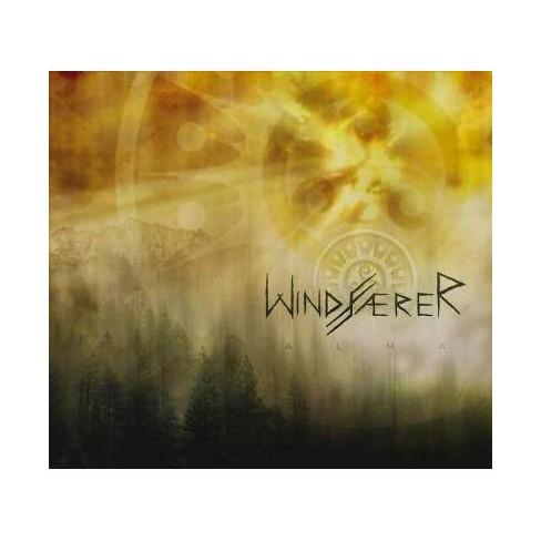 Windfaerer - Alma (CD) - image 1 of 1