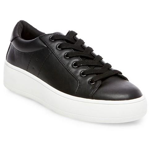 Women's Mad Love Tara Sneakers - Black 7 - image 1 of 4