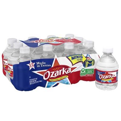 Water: Ozarka
