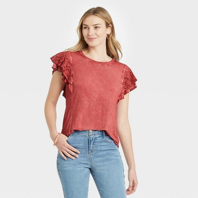 Women's Short Sleeve T-Shirt - Knox Rose™
