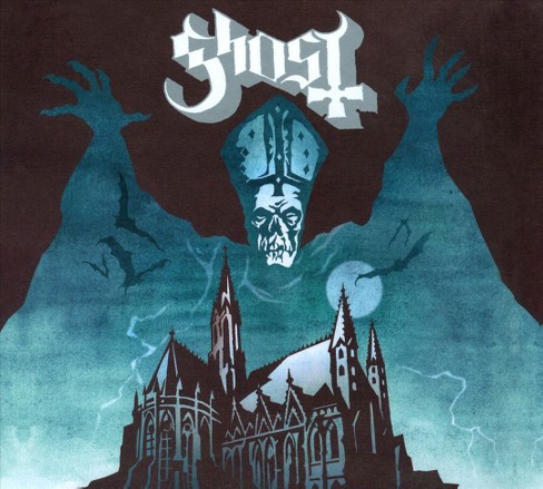 Ghost - Opus eponymous (CD) - image 1 of 1
