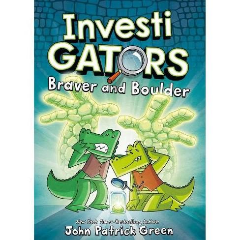 Investigators: Braver and Boulder - by  John Patrick Green (Hardcover) - image 1 of 1