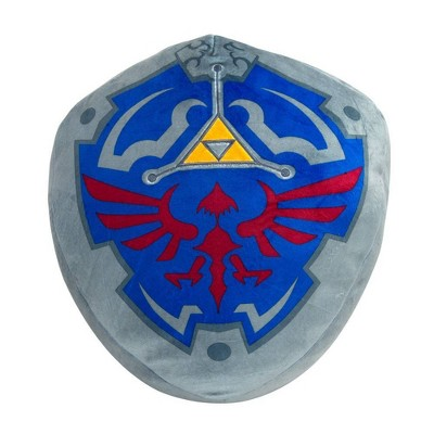 "Club Mocchi Mocchi Mega 15"" Plush - Legend of Zelda Hylian Shield"