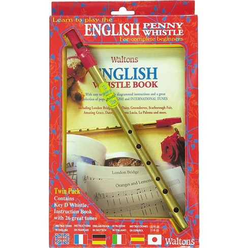Waltons English Penny Whistle Value Pack - image 1 of 1