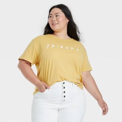 Women's Friends Table Short Sleeve Graphic T-Shirt