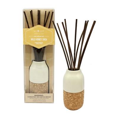 4oz Ceramic Oil Diffuser Wild Honey Shea - Chesapeake Bay Candle