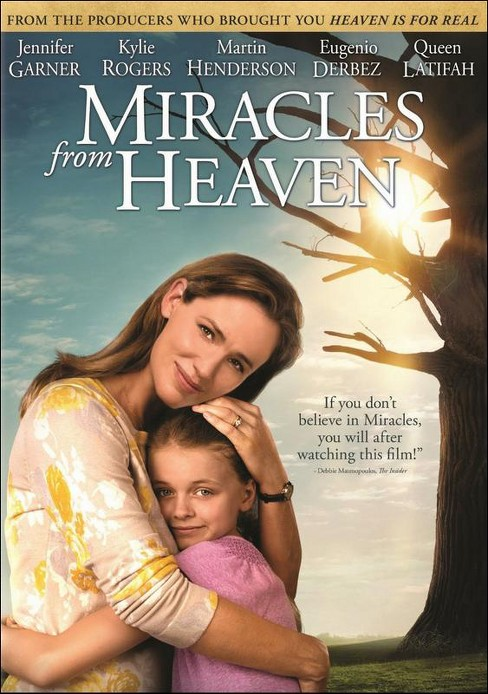 Miracles from Heaven (dvd_video) - image 1 of 1