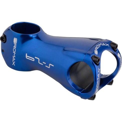 """Promax S-29 Stem - 80mm, 31.8 Clamp, +/-0, 1 1/8"""", Aluminum, Blue - image 1 of 1"""