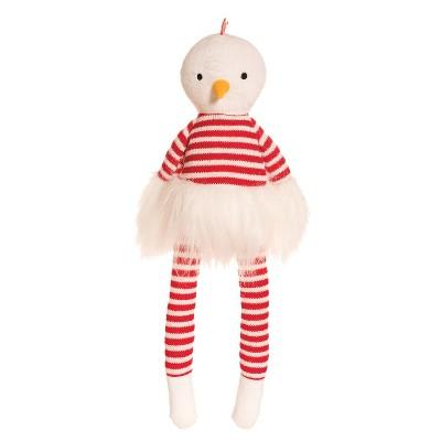 "Manhattan Toy Luxe Twiggies Carl 16.5"" Chicken Stuffed Animal"