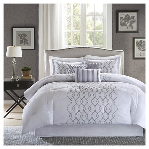 Lydia 7 Piece Comforter Set - image 1 of 6