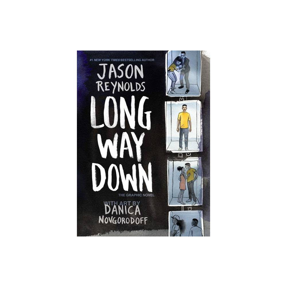 Long Way Down By Jason Reynolds Hardcover
