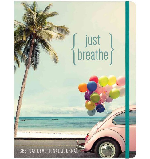 Just Breathe : 365-Day Devotional Journal (Paperback) - image 1 of 1