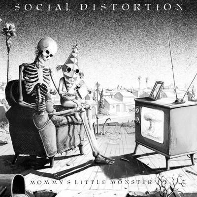 Social Distortion - Mommy's Little Monster (LP) (Vinyl)
