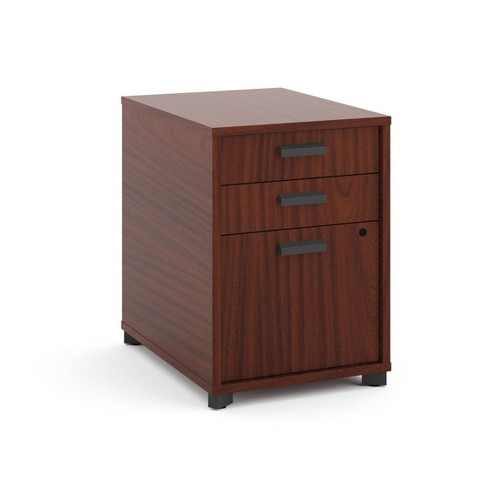 Manage Series File Pedestal Chestnut - HON - image 1 of 4