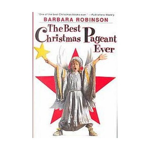 about this item - The Best Christmas Pageant Ever Book