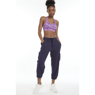 PSK Collective Women's Terry Cargo Pants