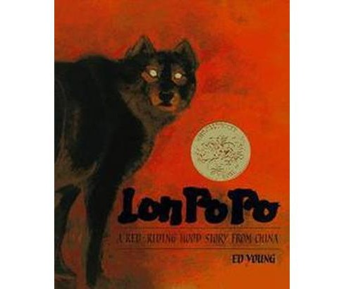 Lon Po Po : A Red-Riding Hood Story from China (Reprint) (Paperback) (Ed Young) - image 1 of 1