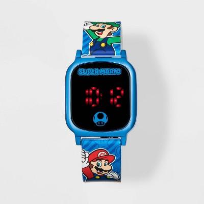 Boys' Nintendo Super Mario Watch - Blue