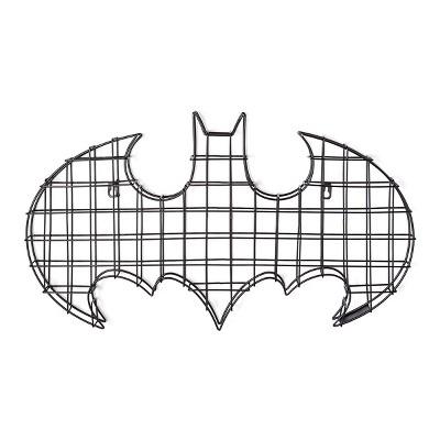 Batman® Logo Black Wire Wall Decor (24 x14 )