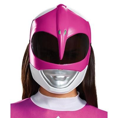 Power Rangers Pink Ranger Adult Mask