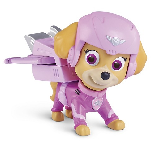 Paw Patrol - Air Rescue Skye, Pup Pack and Badge - image 1 of 3