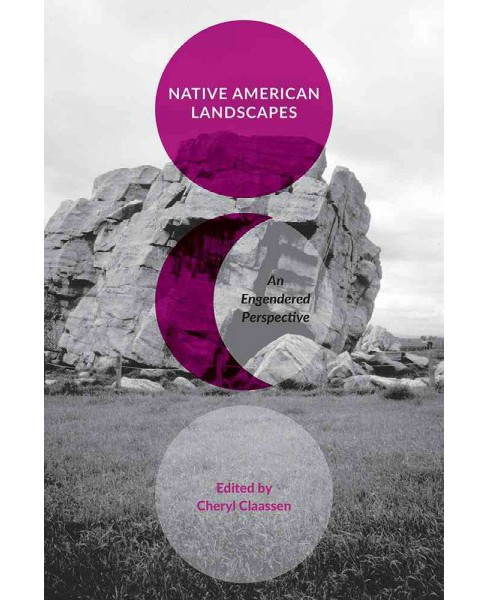 Native American Landscapes : An Engendered Perspective (Hardcover) - image 1 of 1