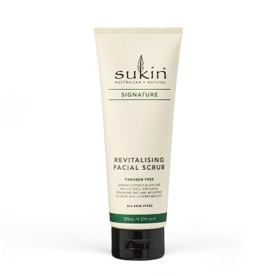 Sukin Signature Revitalising Facial Scrub - 4.23 fl oz