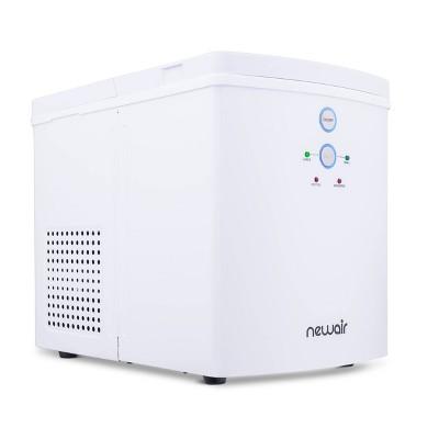 NewAir 33lbs Portable Ice Maker - White