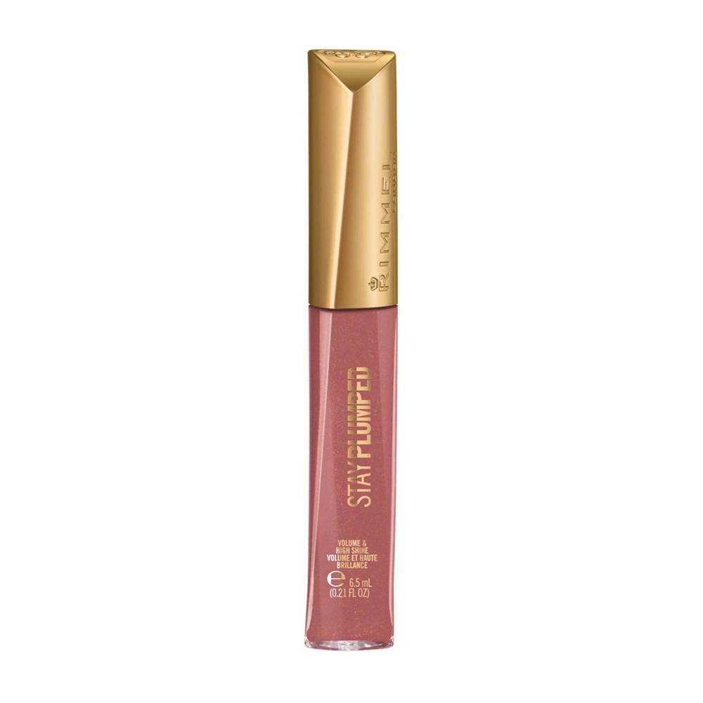Rimmel Stay Plumped Lip Gloss 1999 0 21 Fl Oz