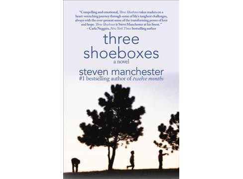 Three Shoeboxes -  by Steven Manchester (Paperback) - image 1 of 1