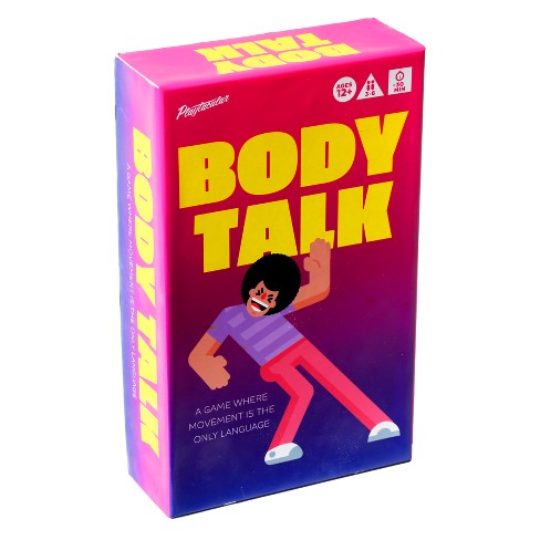 Body Talk Game - image 1 of 3
