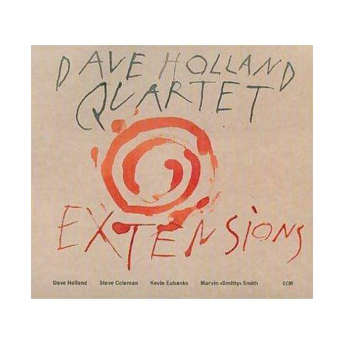 Dave (Bass) Holland - Extensions (Slipcase) (CD) - image 1 of 1
