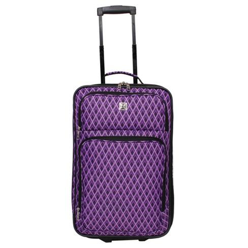 079bb0047 Skyline 3pc Luggage Set - Purple Diamond : Target