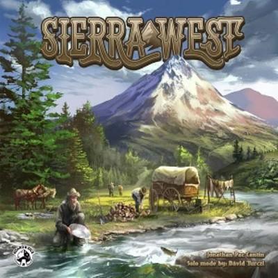 Sierra West Board Game