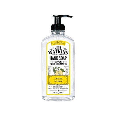 J.R. Watkins Lemon Liquid Hand Soap - 11oz