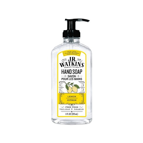 J.R. Watkins Lemon Liquid Hand Soap - 11oz - image 1 of 3