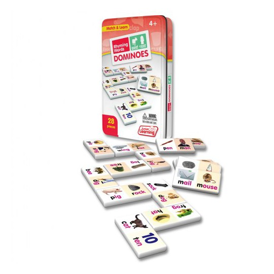 Junior Learning: Learning Dominoes - Set of 3 image number null