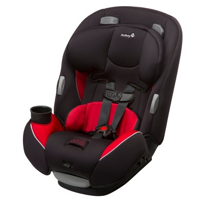 Safety 1st® Continuum 3-in-1 Convertible Car Seat - Chili Pepper