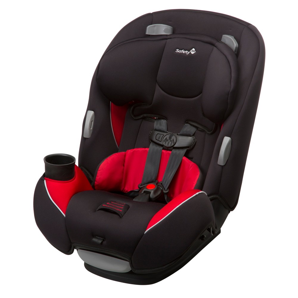 Image of Safety 1st Continuum 3-in-1 Convertible Car Seat - Chili Pepper, Chilli Pepper
