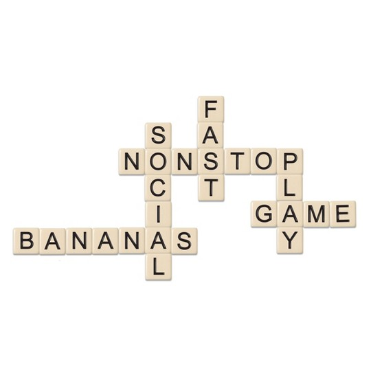 Bananagrams Game, board games image number null