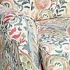 Elm Lane Ethel Coral Paisley Push Back Recliner Chair - image 4 of 4