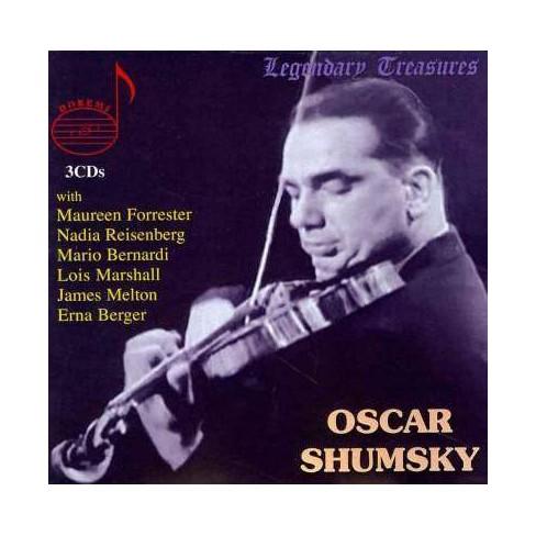 Legendary Treasures: Oscar Shumsky (CD) - image 1 of 1