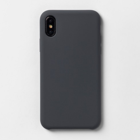 competitive price ea96b 28fd2 heyday™ Apple iPhone X/XS Silicone Case - Gray