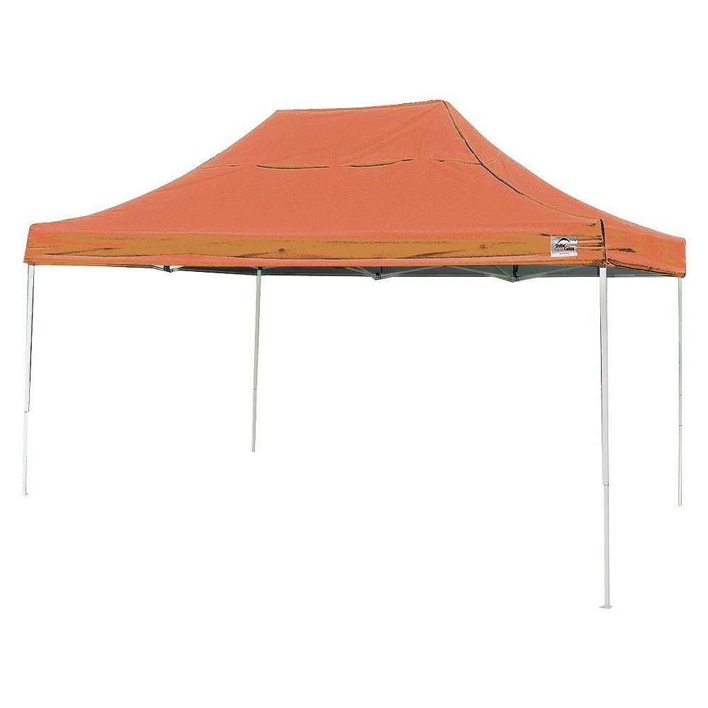 Shelter Logic 10' x 15' Pro Straight Leg Pop-Up Canopy - Terracotta, Tcotta