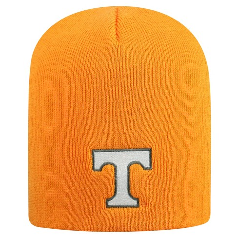 sale retailer fa372 dec56 ... where can i buy ncaa tennessee volunteers pom knit hat 610a6 ce08c real  mens new era ...